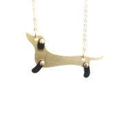 Big Dachshund Necklace