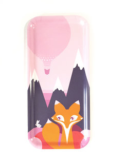 New Fox Tray Light Pink