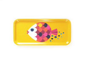 New Fish Tray Yellow