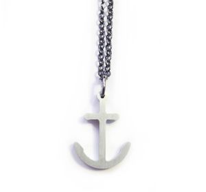 Aluminium Sailor Necklace