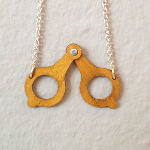 Rivet Wood Glasses Necklace – as long as stocks last