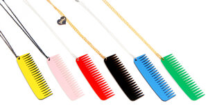 Comb Necklace – as long as stocks last