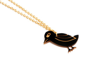 Bertram Crow Necklace