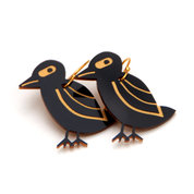 Bertram Crow Earrings