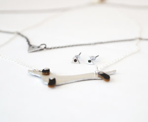 Triangle Simple Necklace